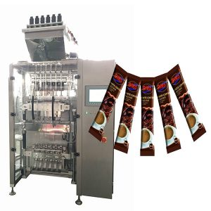 High Speed ​​Multi Line Sachet Stick Packing Machine