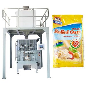 Linear Weigh Automatic Oatmeal Packing Machine