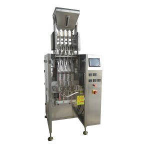 Multilane Stickpack Powder Packing Machine