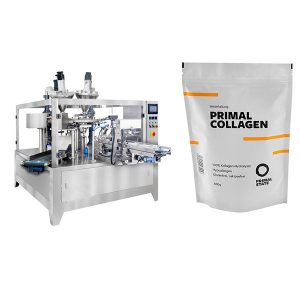Powder Automatic Pouch Filling Machine Packing