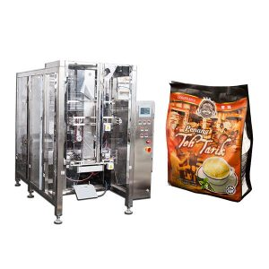 Quad Seal Bag Packing Machine