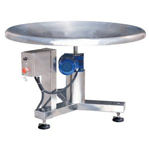 Rotary Accumulating Table