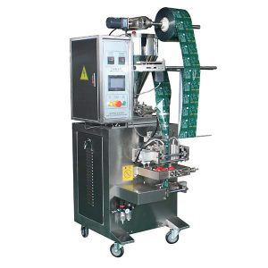ZTJ Series Liquid or Paste Sachet Bagger